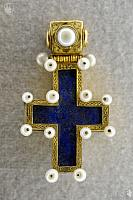 The Pectoral Cross XVII Century