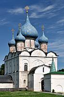 Nativity Church of Suzdal Kremlin