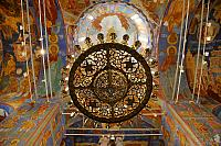 Church Chandelier and Ceiling Vaults Under Central Dome (Album)