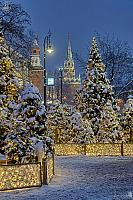 Moscow Christmas Time