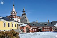 Tour to Zvenigorod with Jeff and Helen Wiltshire on March 16, 2020