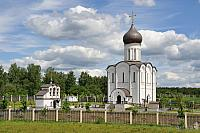 The Cathedral of St. Sergius of Radonezh in Mytishchi