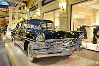 Soviet Luxury Car GAZ-13 «Chaika» (1959)