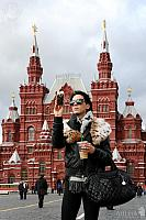 Catching the beauty of Moscow I want at every my step...