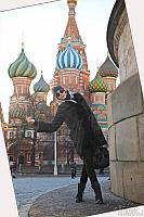 The Step on the Red Square