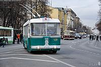 Moscow Retro Trolleybus Parade 2014
