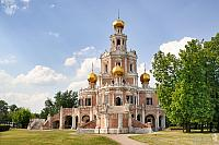 The Classical Monument of Naryshkin Baroque Architecture