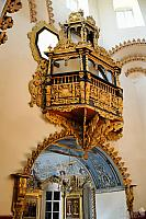The Tsar's Pew