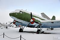 "The Legendary Li-2 (PS-84) ""Cab"" (1938) under Snow"