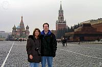 In the Red Square