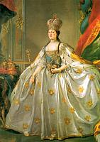 Empress Catherine II the Great (1762-1796)