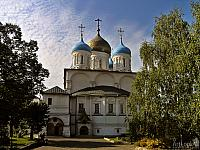 Transfiguration Cathedral in Novospassky Monastery