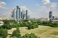 Moscow Cityscape & Urban Pictures