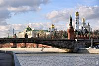 View of Moscow Kremlin from Zamoskvorechye