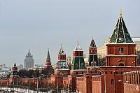 Towers of the Kremlin