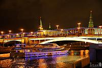 Radisson Tour Boat at Bolshoy Kamenny Bridge