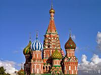 Domes of St. Basil's Cathedral