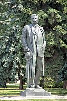The Monument to Maxim Gorky