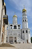 The Assumption Belfry and Ivan the Great Bell Tower
