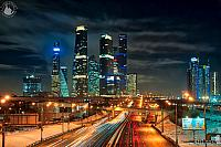 Moscow Night Scenes