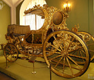 Summer Carriage - England (1770s)