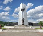 Monument to the Fallen Miners of Mezhdurechensk