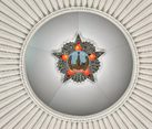 Under the Dome of Hall of Glory with Order of Victory