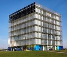 Hypercube Skolkovo – The Transformer Building