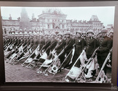 The First Victory Parade at Red Square on June 24, 1945