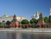 Kremlin Grounds and Cathedrals